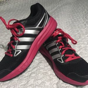 Addias running shoes